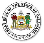 Picture of the Delaware Seal